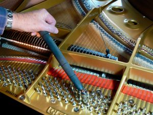 tuning your piano